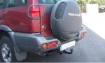 Enganche de Remolque Fijo Ford Maverick 3-5 Puertas 1993- - Consultar homologacion.