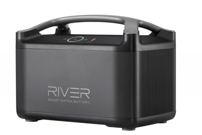 EcoFlow RIVER PRO Bateria extra