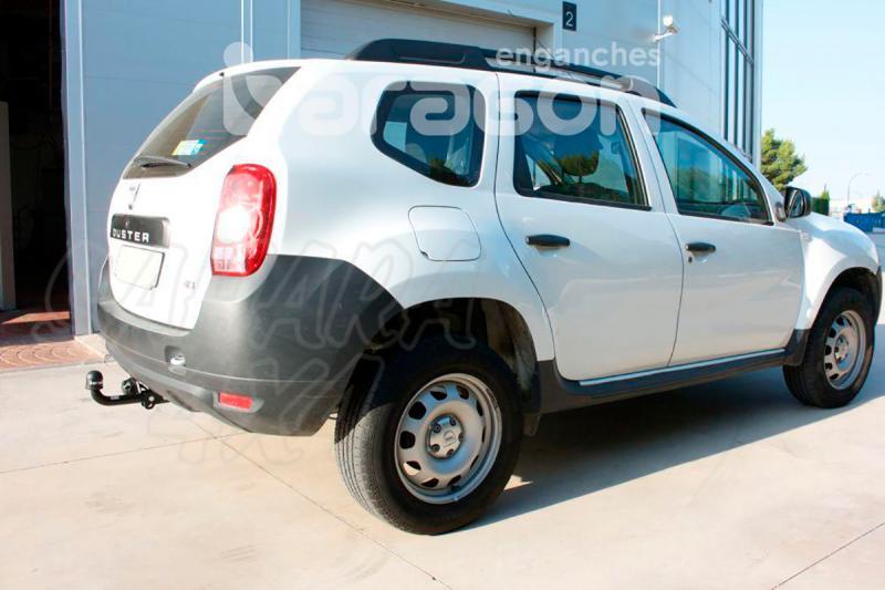 Enganche de Remolque Fijo Dacia Duster 11/2013- - Consultar homologacion.