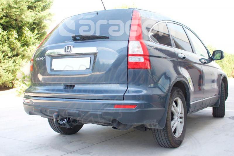 Enganche de Remolque Extraible Horizontal Honda CR-V 2007-2012 - Consultar homologacion.