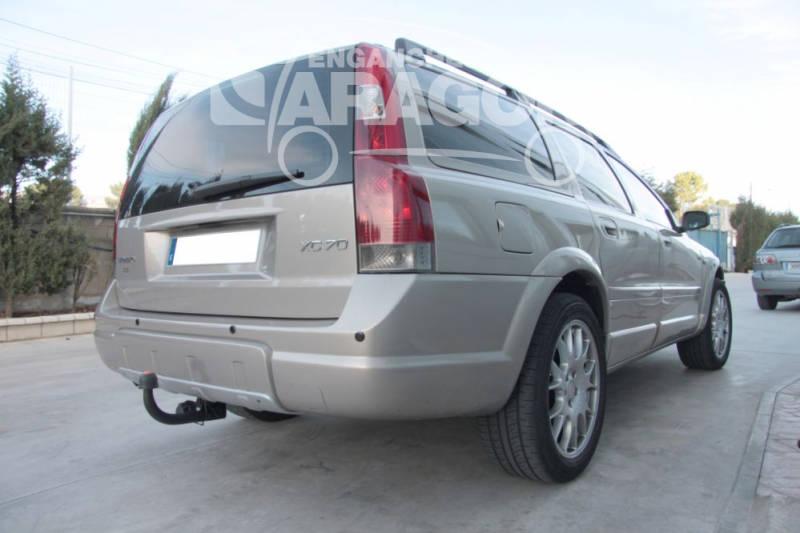 Enganche de Remolque fijo Volvo XC70 2001-2007 - Consultar homologacion.