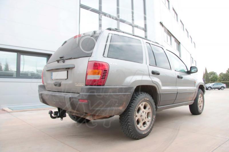 Enganche de Remolque Fijo Jeep Grand Cherokee WJ/WG 1999-2005