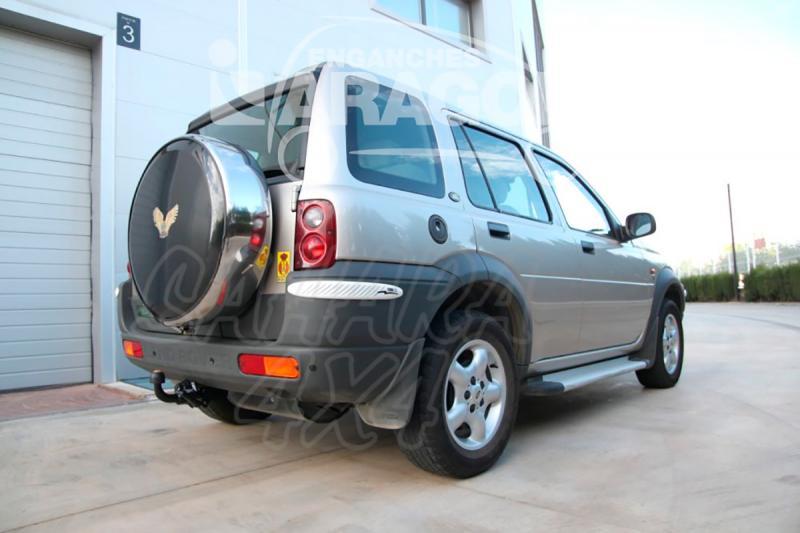 Enganche de Remolque Extraible Horizontal Land Rover Freelander I 2004-2008 - Consultar homologacion.