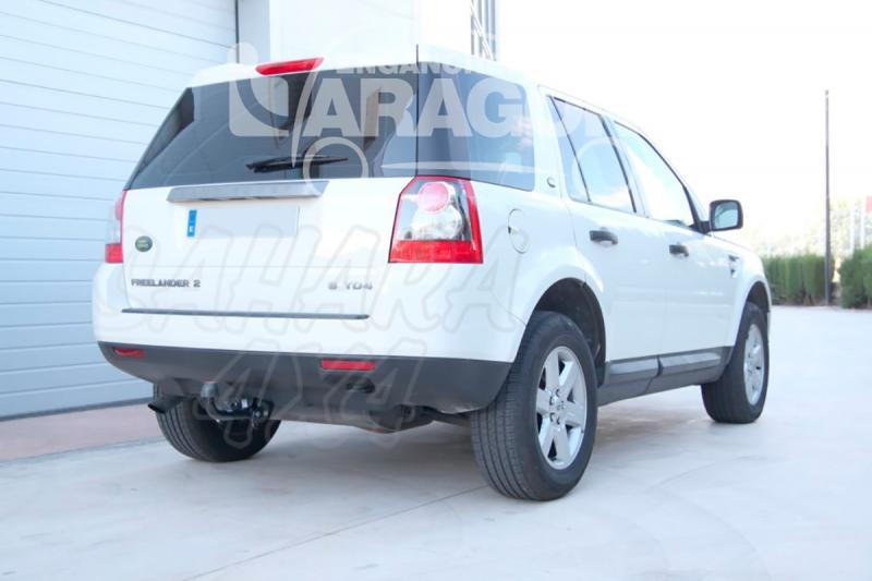 Enganche de Remolque Fijo Land Rover Freelander II 2007-9/2012 - Consultar homologacion.