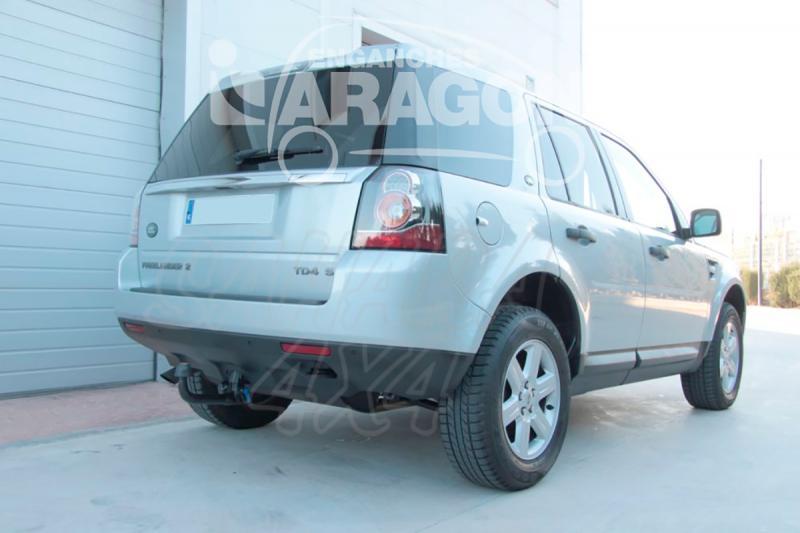 Enganche de Remolque Extraible Vertical Land Rover Freelander II 10/2012- - Consultar homologacion.
