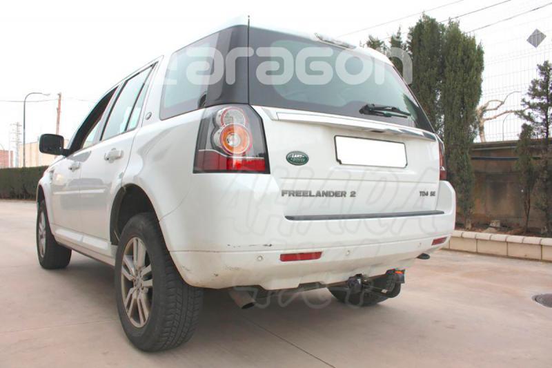 Enganche de Remolque Fijo Land Rover Freelander II 10/2012- - Consultar homologacion.