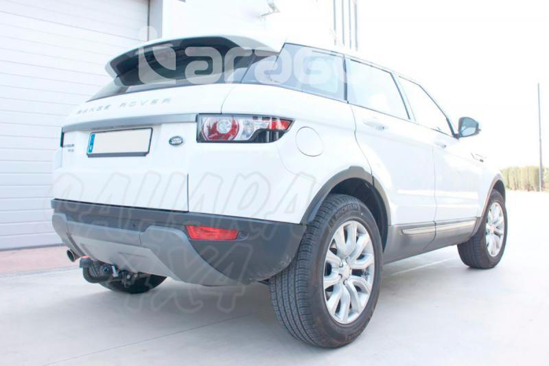 Enganche de Remolque Fijo Range Rover Evoque 2011- - Consultar homologacion.