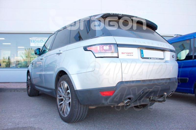 Enganche de Remolque Extraible Vertical Range Rover Sport 8/2013 - Consultar homologacion.