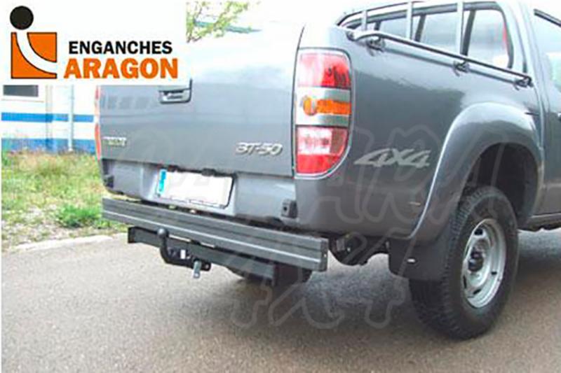 Enganche de Remolque Fijo Mazda B 1999-2012 - Consultar homologacion.