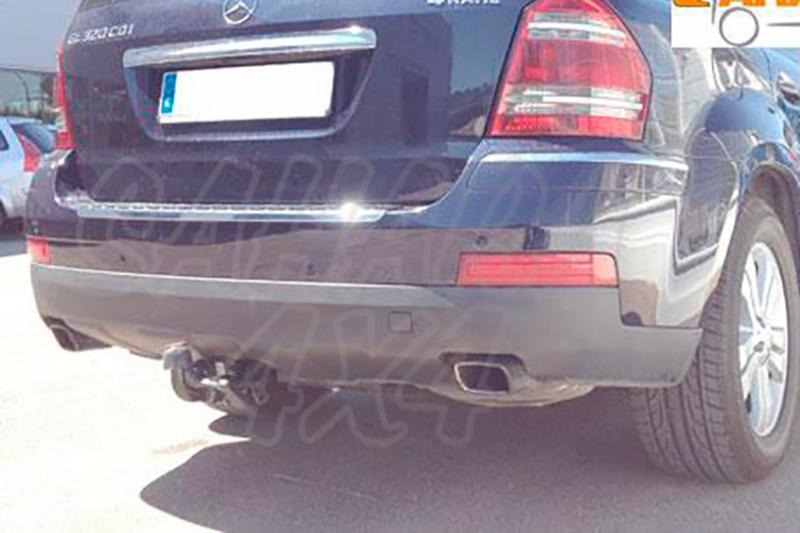 Enganche de Remolque Extraible Horizontal Mercedes-Benz GL 2006-2012 - Consultar homologacion.