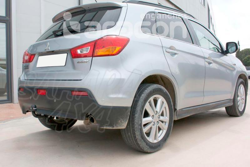 Enganche de Remolque Fijo Mitsubishi ASX 2010- - Consultar homologacion.