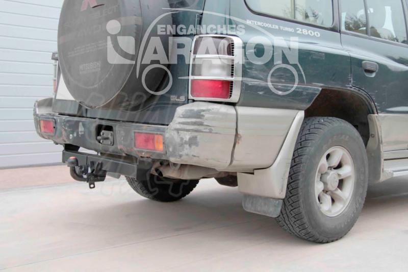 Enganche de Remolque Fijo Mitsubishi Montero/Pajero 1991-2000