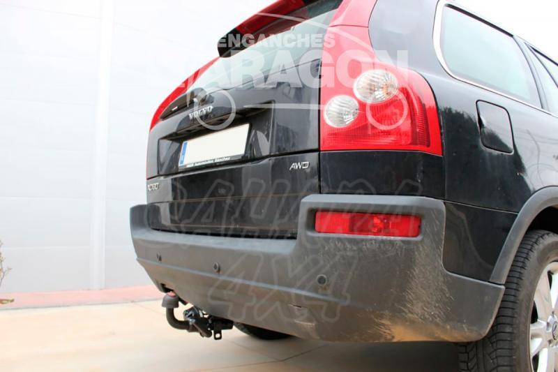 Enganche de Remolque extraíble horizontal Volvo XC90 -2015