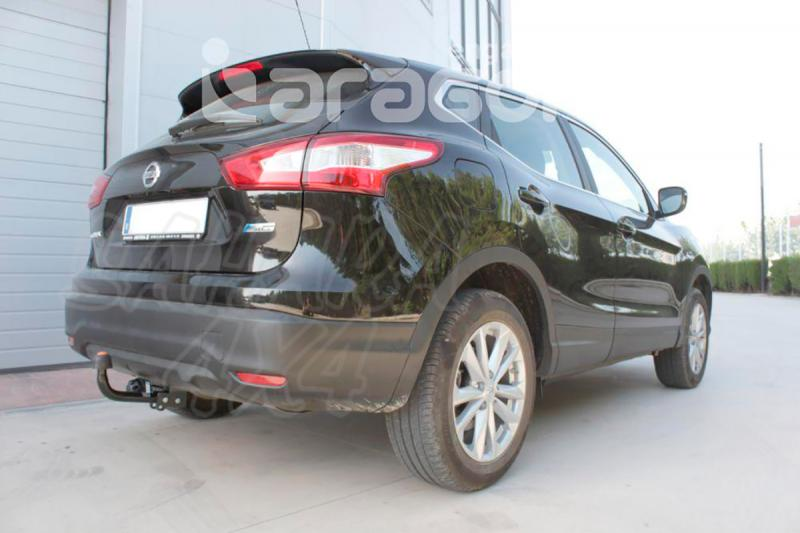 Enganche de Remolque Fijo Nissan Nissan Qashqai 2014- - Consultar homologacion.