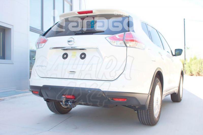 Enganche de Remolque Extraible Horizontal Nissan X-Trail T32 2014- - Consultar homologacion.