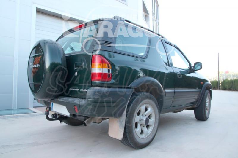 Enganche de Remolque Fijo Opel Frontera B 3 Puertas 1991-11/1998 - Consultar homologacion.
