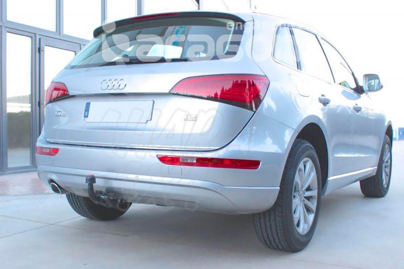 Enganche de Remolque extraible horizontal Audi Q3 - Consultar homologacion.