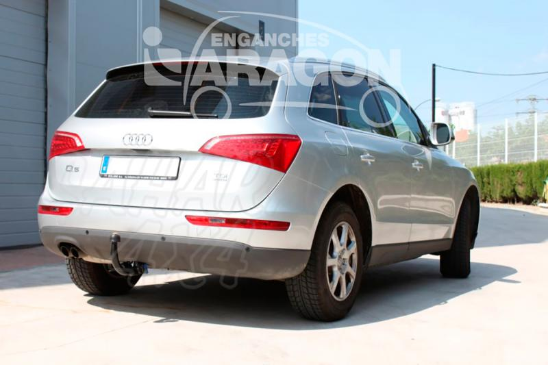 Enganche de Remolque Extraible Vertical Audi Q5 8R  - Consultar homologacion.