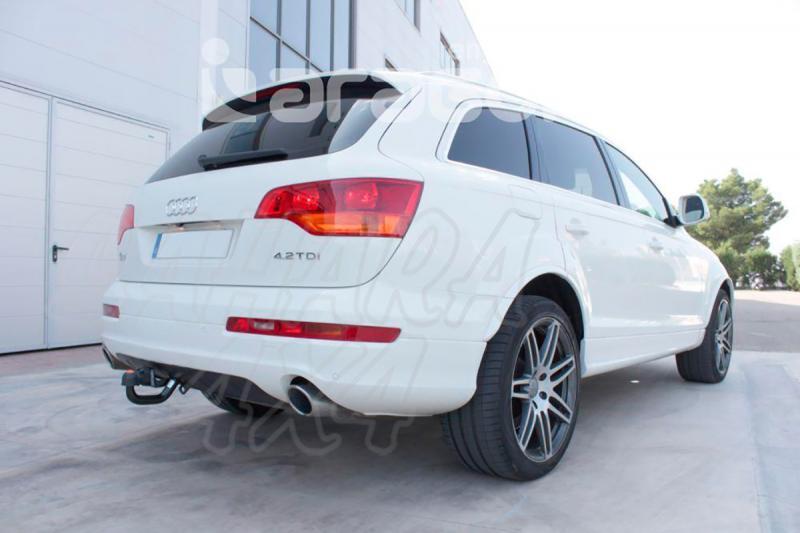 Enganche de Remolque Fijo Audi Q7 - Consultar homologacion.