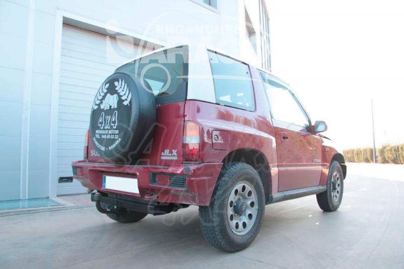 Enganche de Remolque Fijo Suzuki Vitara 3 Puertas 1989-2005 - Consultar homologacion.