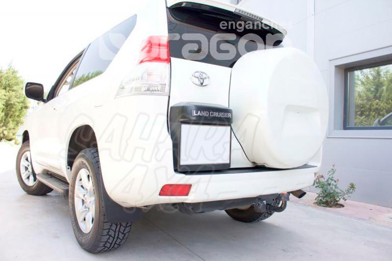 Enganche de Remolque Fijo Toyota Land Cruiser J150/J155 11/2009- - Consultar homologacion.