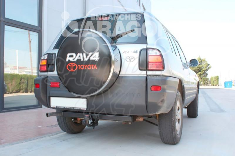 Enganche de Remolque Fijo Toyota Rav-4 1994-2000 - Consultar homologacion.