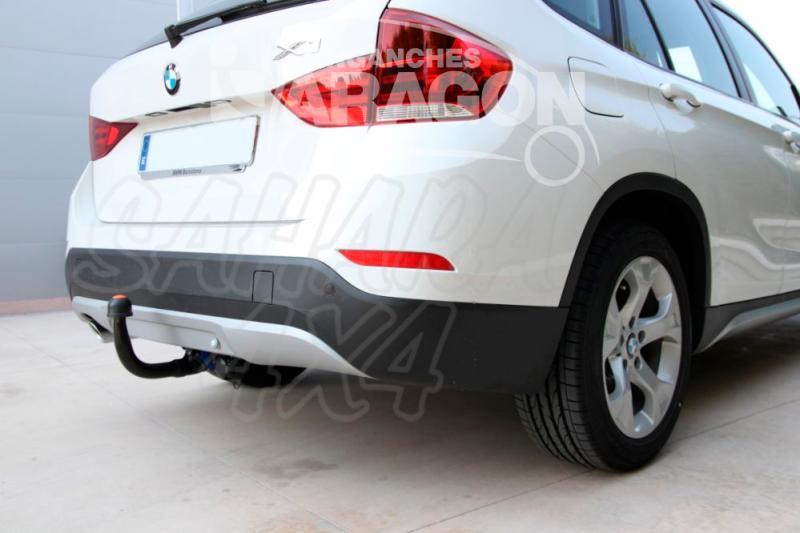 Enganche de Remolque Extraible Vertical BMW X1 E84 12/2009-9/2015 - Consultar homologacion.