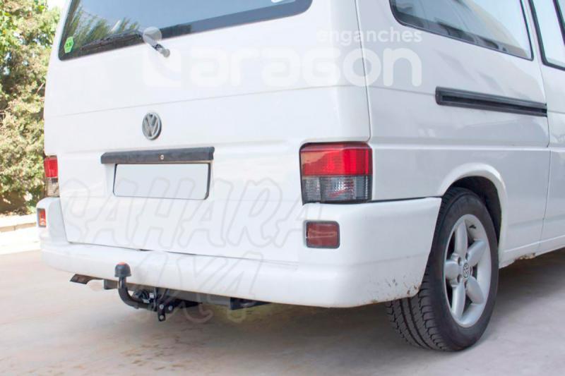 Enganche de Remolque Fijo Volkswagen Transporter T4 1990-2003 - Consultar homologacion.