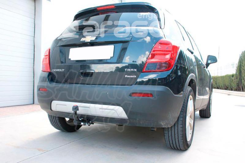 Enganche de Remolque Fijo Chevrolet Trax 2013-