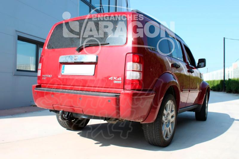 Enganche de Remolque Fijo Dodge Nitro 2007-