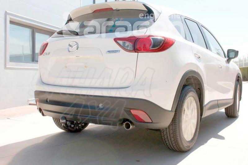 Enganche de Remolque Fijo Mazda CX5 2012- - Consultar homologacion.