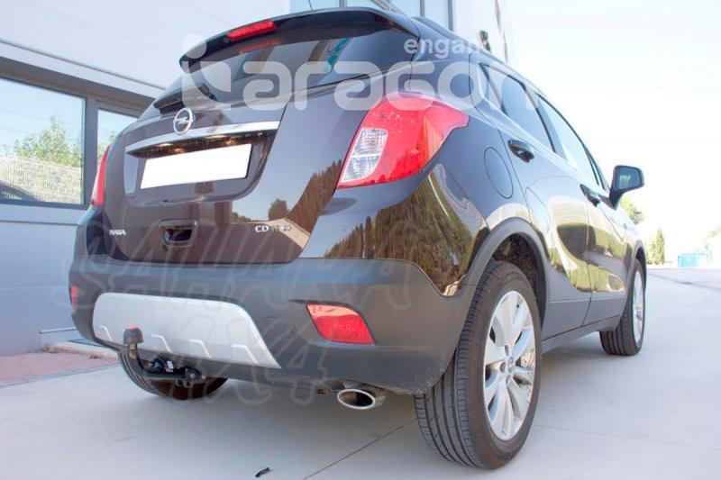 Enganche de Remolque Fijo Opel Mokka 2012- - Consultar homologacion.