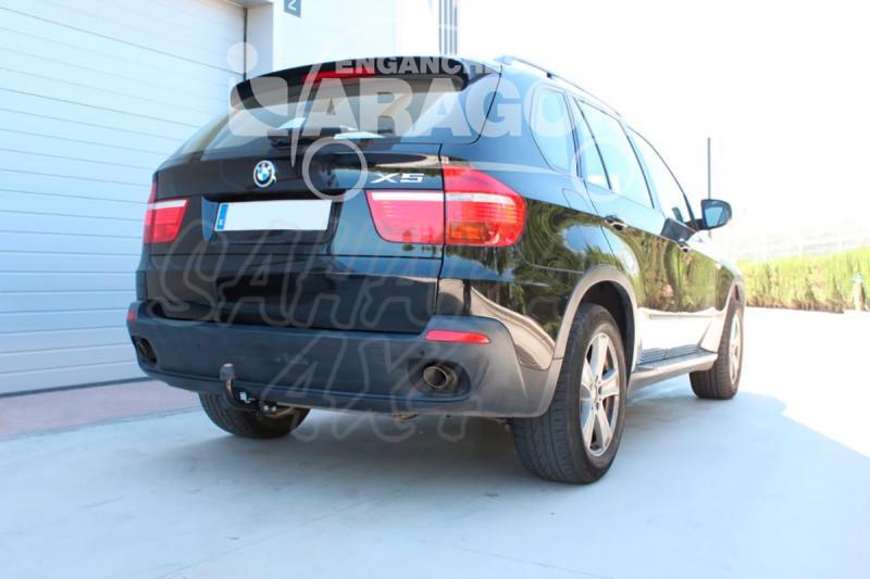 Enganche de Remolque Fijo BMW X5 E70 3/2007-2013 - Consultar homologacion.