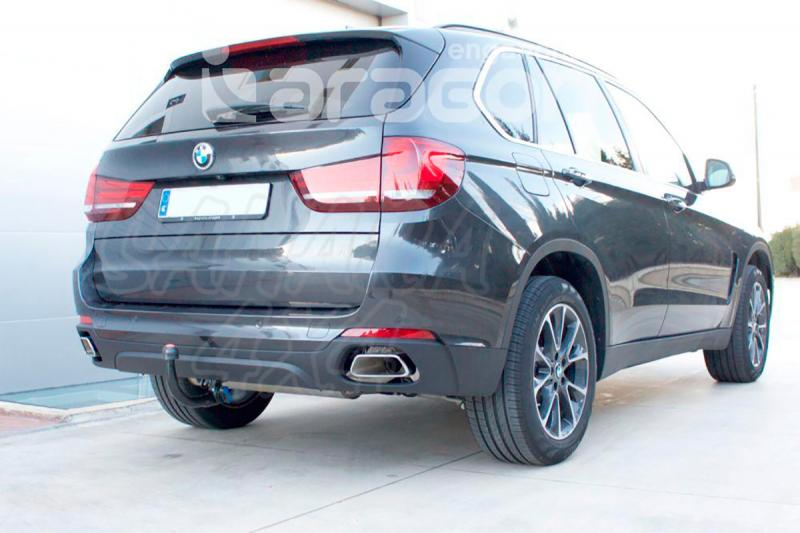 Enganche de Remolque Extraible Vertical BMW X5 F15 11/2013-