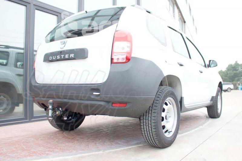 Enganche de Remolque Tipo Bulón Dacia Duster 2010-10/2013 - Consultar homologacion.