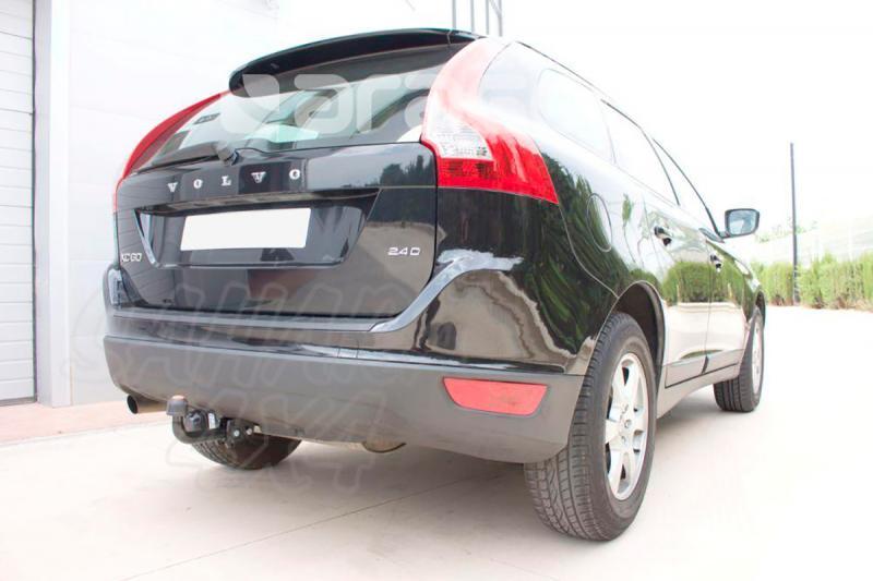 Enganche de Remolque fijo Volvo XC60 - Consultar homologacion.