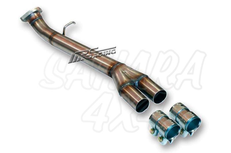 Supresor Catalizador BMW X5 3.0 Diesel - Motor: MºM57 Euro 3  , 184 cv y 218 cv
