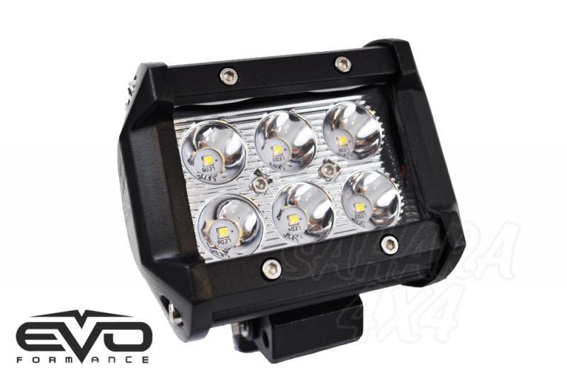Pareja de Faros LED EVO Formance de 3.8