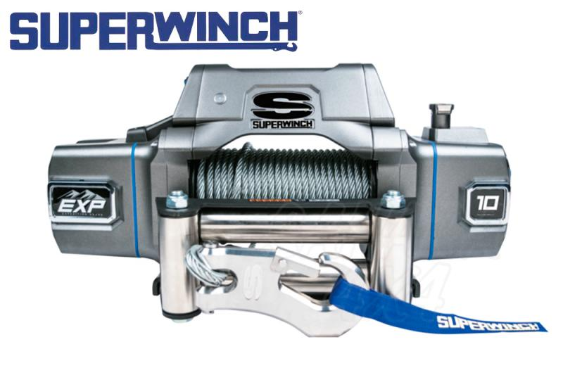 Superwinch EXPi10 10.000lbs  4.546 Kg  - Cabrestante electrico a 12v