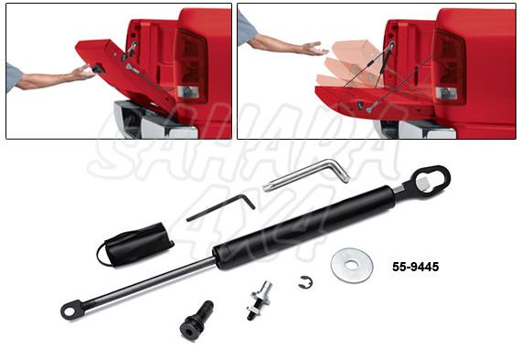Tailgate dampers for Toyota Hilux  2005-2016 - The safest way to lower a tailgate.  - Toyota Hilux vigo 2005-2016