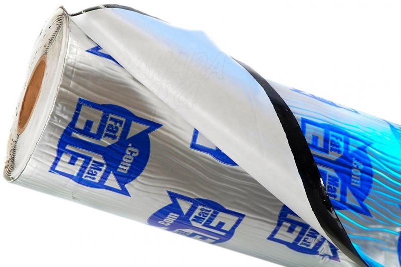 FatMat Xtreme , reductor de ruidos, temperatura y humedad. - Se sirve por medidas , selecciona la cantidad que necesitas