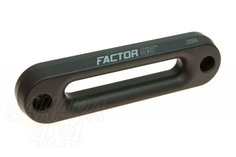 Guia de Aluminio Factor 55  38.1 mm