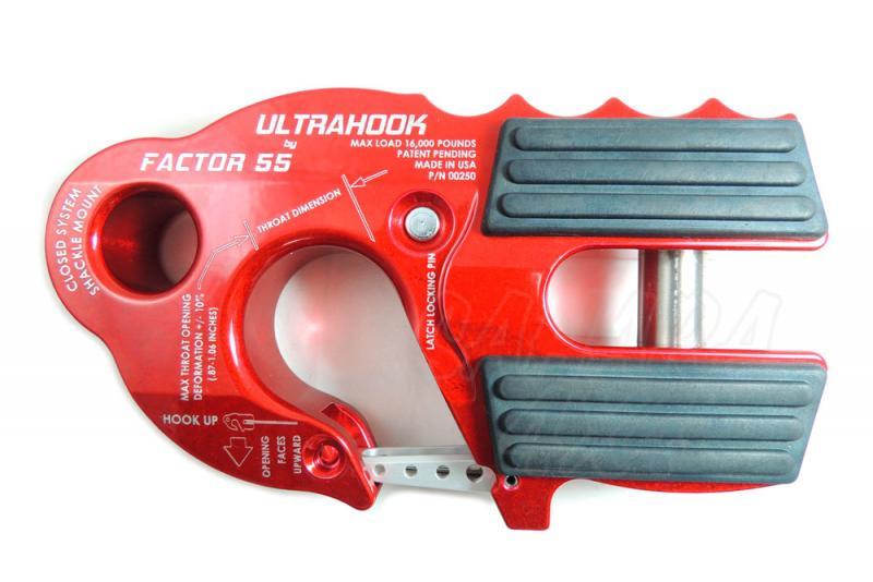 Factor 55 Ultrahook Rojo