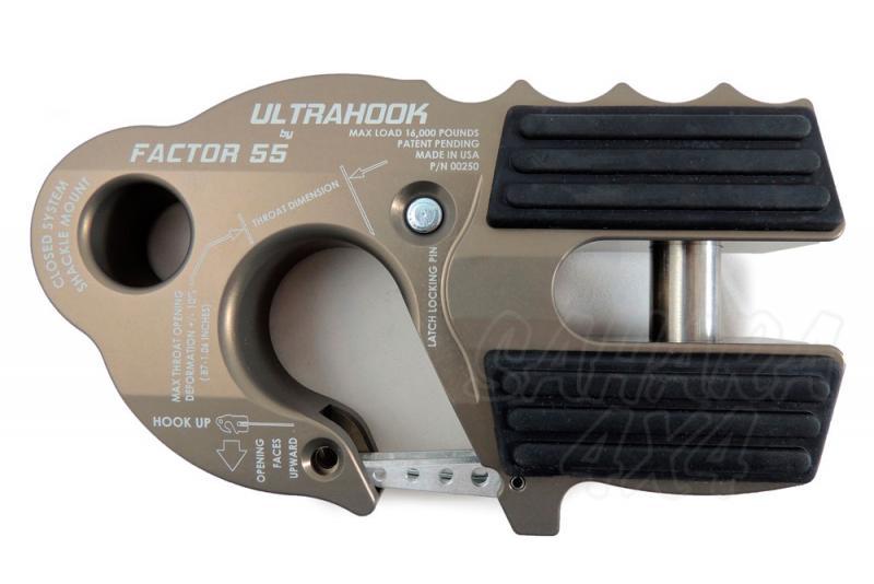 Factor 55 Ultrahook Gris