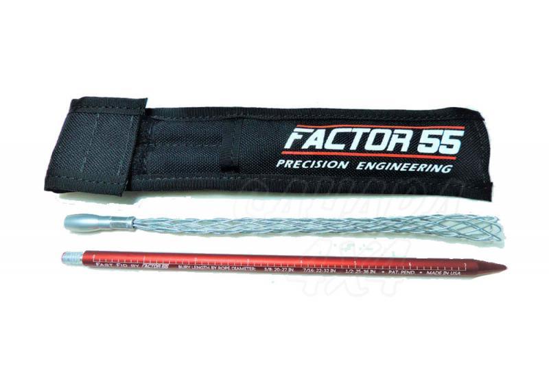 Factor 55 Fast Fid , reparador de cable sintetico