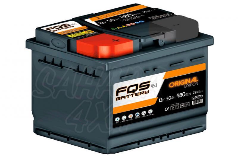 Batería FQS Original Edition FQS45.1 12v 50Ah