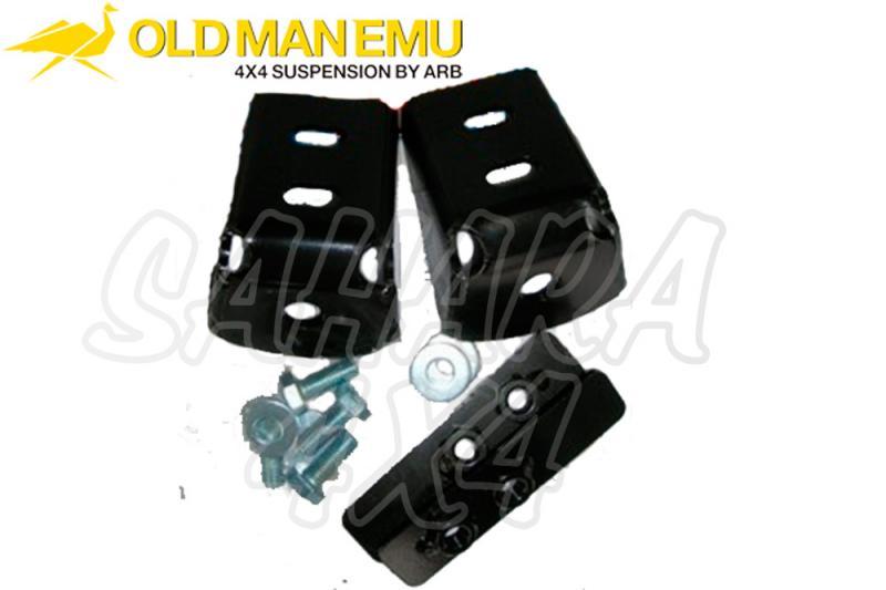 Refuerzo de torreta suspensión delantera Ford Ranger del 1985 a 2011 - Valido Ford Ranger con Amortiguadores OME.