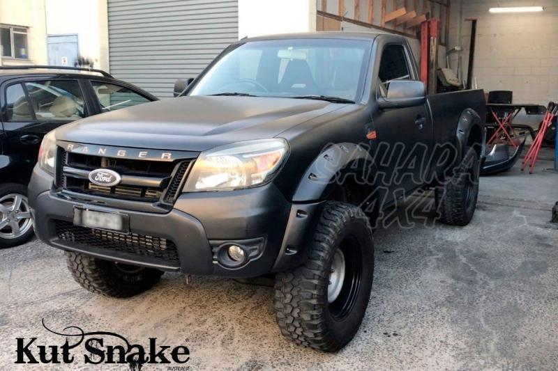 Aletines +70mm para Ford Ranger PJ/PK