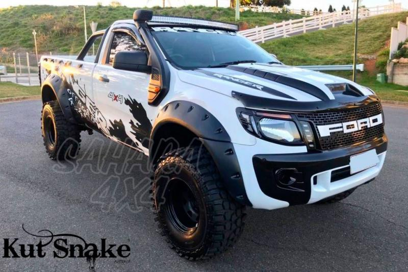 Aletines +95mm para Ford Ranger PX1, PX2 y PX3