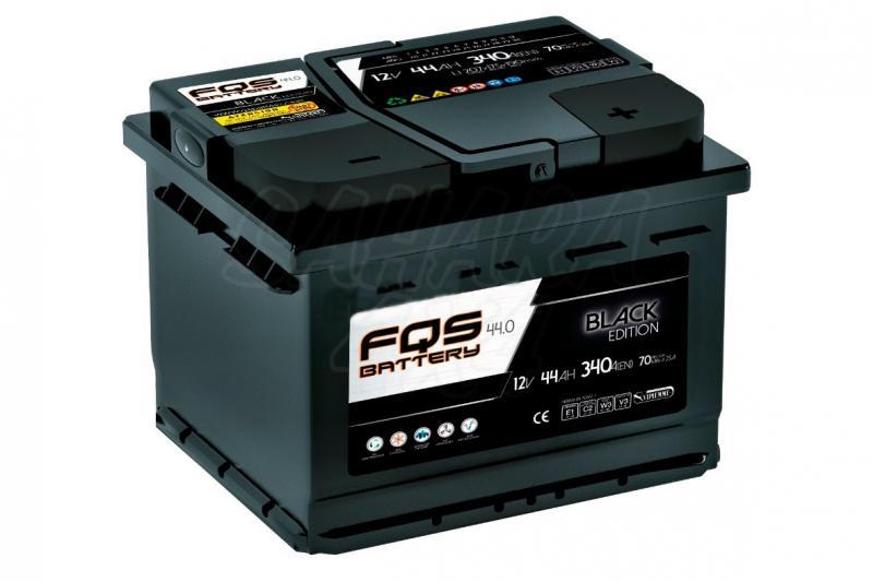 Batería FQS Black Edition FQS100 12v 95Ah